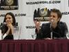 Torrey DeVitto & Paul Wesley