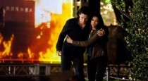 If you want blood, you got it with Thursday's Season Two Finale of The Vampire Diaries – everyone was either gushing it, drinking it, or out for it. It was […]