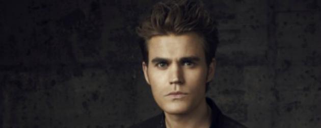 Take 5 With The Vampire Diaries – Paul Wesley