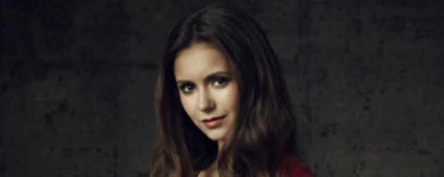 Take 5 With The Vampire Diaries – Nina Dobrev
