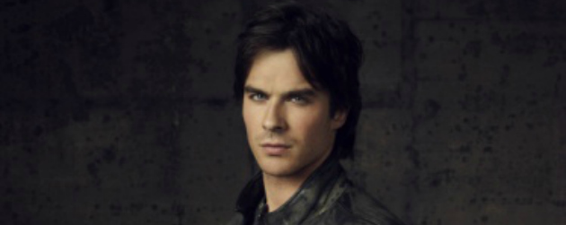 Take 5 With The Vampire Diaries – Ian Somerhalder