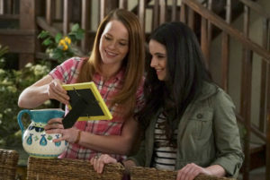 Switched at Birth Vanessa Marano Katie Leclerc