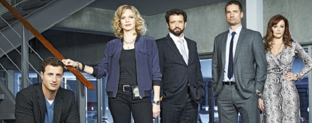 Motive Begins Its Second Season on CTV