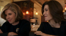 The Good Wife continues its focus on the three women in Will's life and how his death affects them all differently. This show is just nailing its depiction of grief […]