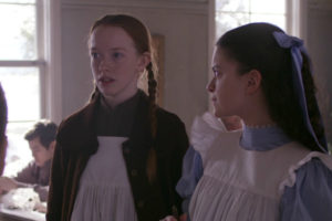 Anne Amybeth McNulty Dalila Bela