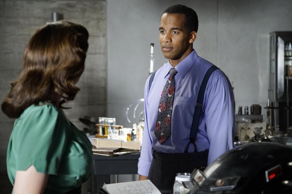 Agent Carter 2x03 Better Angels Peggy Carter and Jason Wilkes