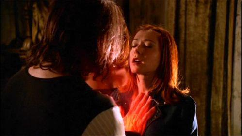 Buffy The Vampire Slayer Lesbian Scene