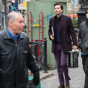 David Tennant as the Purple Man on AKA Jessica Jones