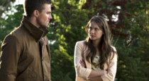 "There was angst, abs, action and over 3 million viewers  for The CW's Arrow  second episode, ""Honor Thy Father,""  and it did not disappoint. Without further ado, let us on […]"