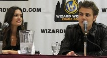 Last weekend, Vampire Diaries star Paul Wesley and Season 3 addition Torrey DeVitto appeared at Wizard World Toronto Comic Con, and we've got an awesome photo gallery from their panel! […]