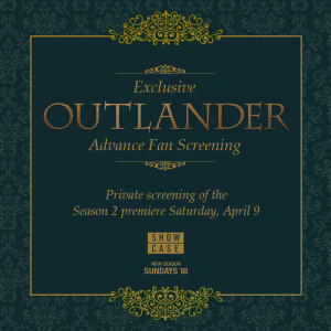 Outlander Advance Screening Contest