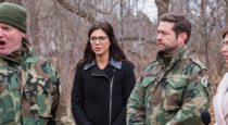 "Private Eyes heads into the woods Thursday night in its last summer episode before the mid-season hiatus. ""The Good Soldier"" finds Angie and Shade hired to track down an AWOL […]"
