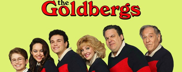 Risultati immagini per the goldbergs banner