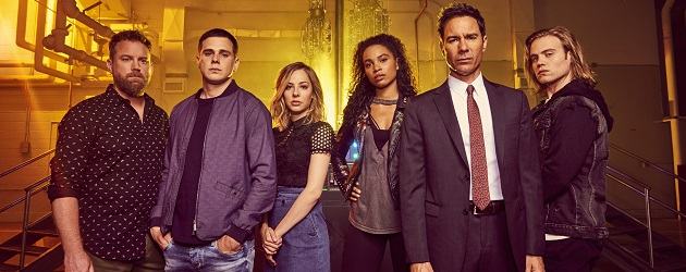 The Canadians get a two-month jump on everybody else when the excellent Canadian series Travelers, created and produced by Brad Wright (all the Stargate series), launches its second season Monday night […]