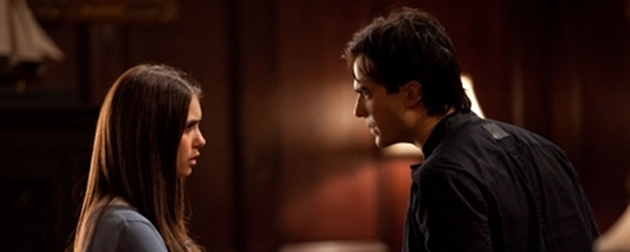 Sex, Blood and Demented Vampire Chicks: Welcome Back Vampire Diaries!