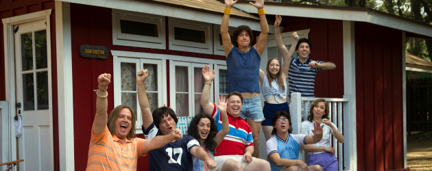 Wet Hot American Summer: First Day of Camp is coming to Netflix on July 31, and the first images have been released! Check them out in this summer camp scrapbook: […]