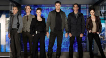Almost Human, the new series from J.J. Abrams and his Fringe cohort J.H. Wyman launches in a two night premiere event Sunday November 17th and Monday November 18th – on […]