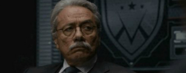 """This week's episode of Agents of S.H.I.E.L.D. has only one main component: Edward. James. Olmos. Honestly, that's all that needs to be said about """"Love in the Time of Hydra."""" […]"""