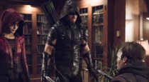 "OK, first things first: Felicity Smoak is not dead and buried in that mysterious grave. Arrow at least put that scary theory to rest in its first episode of 2016, ""Blood […]"