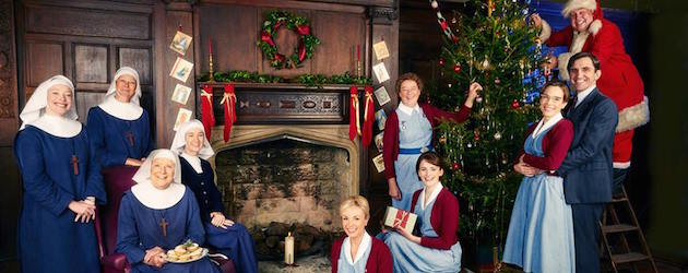 Holiday weeks tend to be pretty quiet for TV news, but let's see what we've got! Premiere dates: January 17th: Teachers Renewed: Call the Midwife (for three seasons), Dirk Gently's […]