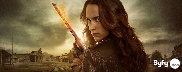TV News Wynonna Earp