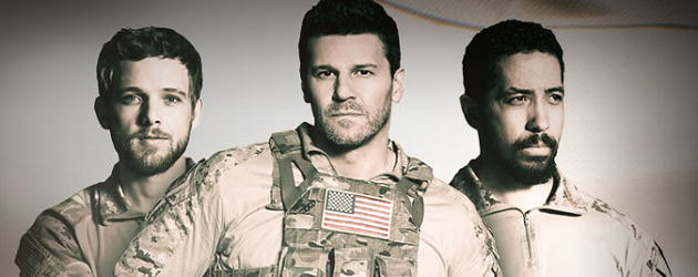 CBS Upfronts SEAL Team