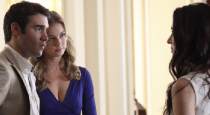 Revenge is all-new tonight, back from a forced three-week hiatus to make room for the Super Bowl and other assorted competitor programming. Why they didn't wait one more week vs. […]