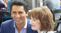 Fear the Walking Dead begins tonight, and we have another Comic-Con interview for you. This one is with Cliff Curtis, who plays Travis Manawa, and Executive Producer Gale Anne Hurd. […]