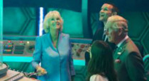 Just yesterday The Prince of Wales and The Duchess of Cornwall visited the set of Doctor Who to celebrate 50 years of the show. Their tour guides included the current(ish) […]