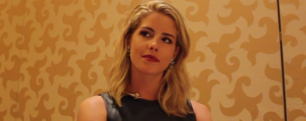 Emily Bett Rickards Arrow Season 4