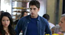 This week's The Fosters had the return of Liam, the man who molested Callie. Callie discovers that he and his new foster-sister, who he's also abusing, have been stealing Callie's […]