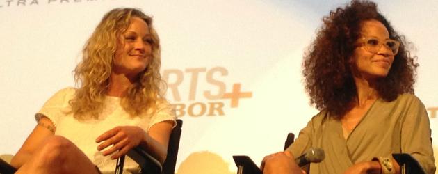 The Fosters stars Teri Polo and Sherri Saum