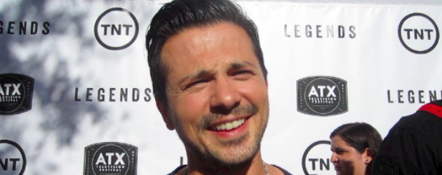 ATX Red Carpet Chat: Freddy Rodriguez (The Night Shift, Six Feet Under)