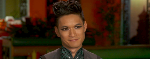 Harry Shum Jr, Shadowhunters