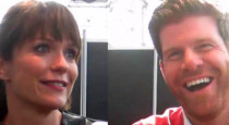 "The awesome actors behind The League's ""First Couple"" Kevin and Jenny MacArthur, Stephen Rannazzisi and Katie Aselton, made their convention debut at New York Comic Con to discuss Season 5 […]"