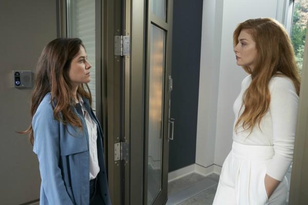 Mary Kills People Caroline Dhavernas Rachelle Lefevre