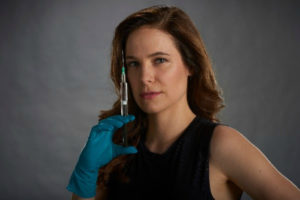 Caroline Dhavernas Mary Kills People