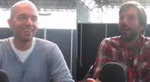 Paul Scheer and Jon LaJoie, Andre and Taco from The League, visited New York Comic Con this year to discuss the current season of the show. Both guys had lots […]