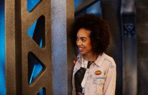 Pearl Mackie Bill Doctor Who