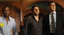 "It's finally here! The 100th episode of Psych, ""100 Clues,"" airs tomorrow night at 9 pm E/8 C on USA Network. Complete with new ""Clue""-themed title cards, the episode is an […]"