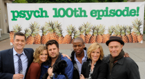 "We're a week away from Psych's ""100 Clues"" Clue-themed 100th episode, and we had a chance to join a press call last week with Timothy Omundson and Maggie Lawson. They […]"