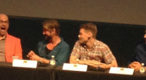 Queer as Folk had their reunion at the ATX Television Festival this afternoon, and we've got some highlights from the panel! Cast members Peter Paige (Emmett), Robert Gant (Ben), Gale Harold (Brian) […]
