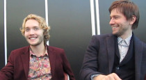 The second episode of Reign airs tonight, and we have this awesome video from New York Comic Con featuring Toby Regbo and Torrance Coombs who play half-brothers Prince Francis and Sebastian. This […]
