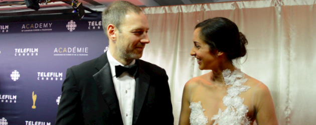 Catherine Reitman and Philip Sternberg