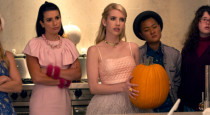 In the first of three Halloween themed episodes, Scream Queens brought us plenty of dead bodies, a terrible diet plan, something called Chanel-O-Ween and a few more clues to the […]