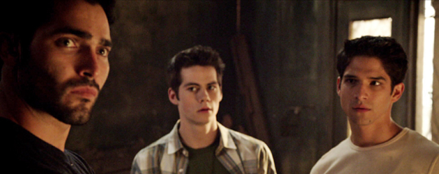 Teen Wolf returned Monday to huge ratings but it wasn't exactly ...